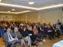 """Punëtoria """"Dokumentet noteriale, fuqia provuese dhe ekzekutuese e aktit noterial/ Procedura trashëgimore"""", dt. 24.11.2018, Durrës, Shqipëri."""